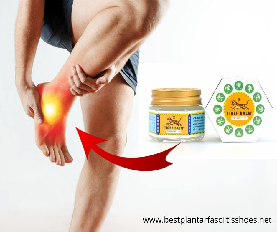 tiger balm for foot pain